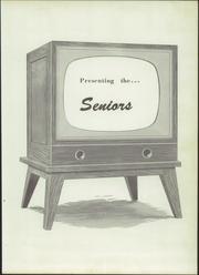 Page 11, 1955 Edition, Sullivan High School - Spotlight Yearbook (Sullivan, OH) online yearbook collection