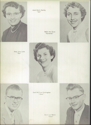 Page 12, 1955 Edition, Sullivan High School - Spotlight Yearbook (Sullivan, OH) online yearbook collection