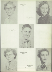 Page 13, 1955 Edition, Sullivan High School - Spotlight Yearbook (Sullivan, OH) online yearbook collection
