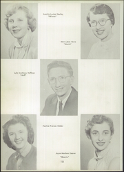 Page 14, 1955 Edition, Sullivan High School - Spotlight Yearbook (Sullivan, OH) online yearbook collection