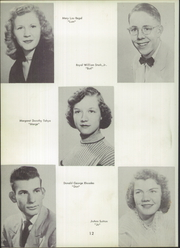 Page 16, 1955 Edition, Sullivan High School - Spotlight Yearbook (Sullivan, OH) online yearbook collection