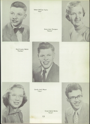 Page 17, 1955 Edition, Sullivan High School - Spotlight Yearbook (Sullivan, OH) online yearbook collection
