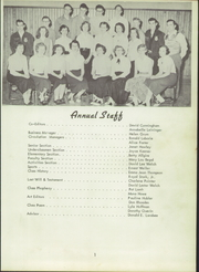 Page 5, 1955 Edition, Sullivan High School - Spotlight Yearbook (Sullivan, OH) online yearbook collection