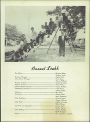 Page 5, 1956 Edition, Sullivan High School - Spotlight Yearbook (Sullivan, OH) online yearbook collection