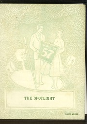 Page 1, 1957 Edition, Sullivan High School - Spotlight Yearbook (Sullivan, OH) online yearbook collection