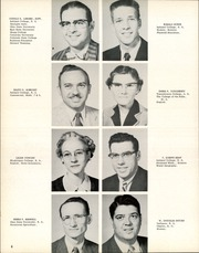 Page 10, 1957 Edition, Sullivan High School - Spotlight Yearbook (Sullivan, OH) online yearbook collection