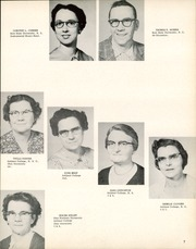 Page 11, 1957 Edition, Sullivan High School - Spotlight Yearbook (Sullivan, OH) online yearbook collection