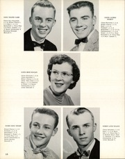 Page 14, 1957 Edition, Sullivan High School - Spotlight Yearbook (Sullivan, OH) online yearbook collection