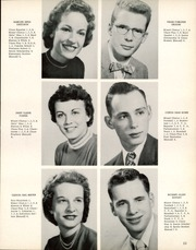 Page 15, 1957 Edition, Sullivan High School - Spotlight Yearbook (Sullivan, OH) online yearbook collection