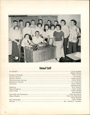 Page 6, 1957 Edition, Sullivan High School - Spotlight Yearbook (Sullivan, OH) online yearbook collection