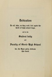 Page 4, 1910 Edition, Steele High School - Annual Yearbook (Dayton, OH) online yearbook collection