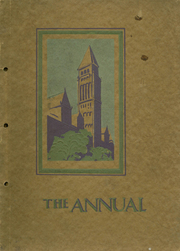 Steele High School - Annual Yearbook (Dayton, OH) online yearbook collection, 1919 Edition, Page 1
