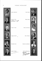 Page 13, 1935 Edition, Steele High School - Annual Yearbook (Dayton, OH) online yearbook collection