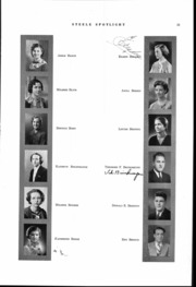 Page 14, 1935 Edition, Steele High School - Annual Yearbook (Dayton, OH) online yearbook collection
