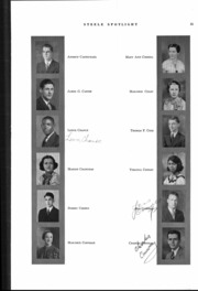 Page 16, 1935 Edition, Steele High School - Annual Yearbook (Dayton, OH) online yearbook collection