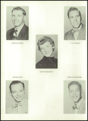 Page 16, 1954 Edition, Johnsville High School - Anchor Yearbook (Shauck, OH) online yearbook collection