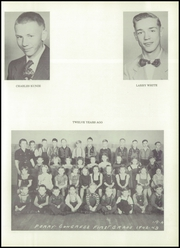 Page 17, 1954 Edition, Johnsville High School - Anchor Yearbook (Shauck, OH) online yearbook collection