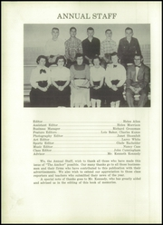 Page 6, 1954 Edition, Johnsville High School - Anchor Yearbook (Shauck, OH) online yearbook collection