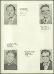 Page 8, 1954 Edition, Johnsville High School - Anchor Yearbook (Shauck, OH) online yearbook collection