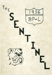 1956 Edition, Big Prairie Lakeville High School - Sentinel Yearbook (Big Prairie, OH)