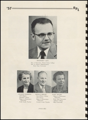 Page 10, 1957 Edition, Big Prairie Lakeville High School - Sentinel Yearbook (Big Prairie, OH) online yearbook collection