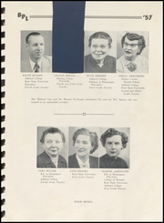 Page 11, 1957 Edition, Big Prairie Lakeville High School - Sentinel Yearbook (Big Prairie, OH) online yearbook collection