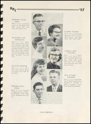 Page 17, 1957 Edition, Big Prairie Lakeville High School - Sentinel Yearbook (Big Prairie, OH) online yearbook collection