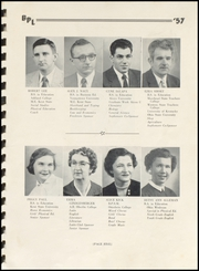 Page 9, 1957 Edition, Big Prairie Lakeville High School - Sentinel Yearbook (Big Prairie, OH) online yearbook collection