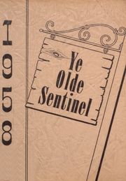 1958 Edition, Big Prairie Lakeville High School - Sentinel Yearbook (Big Prairie, OH)