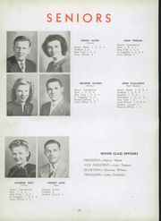 Page 10, 1947 Edition, St Rose High School - Rosarian Yearbook (Lima, OH) online yearbook collection