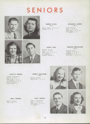Page 11, 1947 Edition, St Rose High School - Rosarian Yearbook (Lima, OH) online yearbook collection