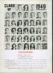 Page 16, 1947 Edition, St Rose High School - Rosarian Yearbook (Lima, OH) online yearbook collection