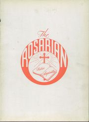Page 5, 1947 Edition, St Rose High School - Rosarian Yearbook (Lima, OH) online yearbook collection