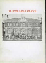Page 6, 1947 Edition, St Rose High School - Rosarian Yearbook (Lima, OH) online yearbook collection