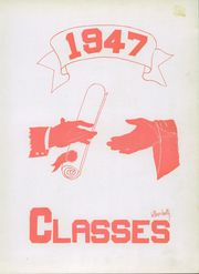 Page 9, 1947 Edition, St Rose High School - Rosarian Yearbook (Lima, OH) online yearbook collection