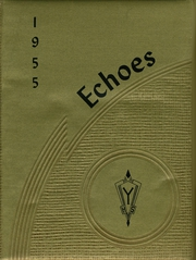 Page 1, 1955 Edition, York High School - Echoes Yearbook (Bellevue, OH) online yearbook collection