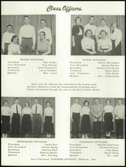 Page 10, 1955 Edition, York High School - Echoes Yearbook (Bellevue, OH) online yearbook collection