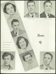 Page 12, 1955 Edition, York High School - Echoes Yearbook (Bellevue, OH) online yearbook collection