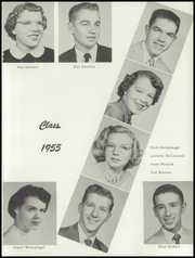 Page 13, 1955 Edition, York High School - Echoes Yearbook (Bellevue, OH) online yearbook collection