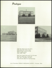 Page 6, 1955 Edition, York High School - Echoes Yearbook (Bellevue, OH) online yearbook collection