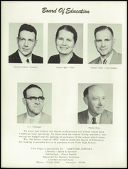 Page 8, 1955 Edition, York High School - Echoes Yearbook (Bellevue, OH) online yearbook collection