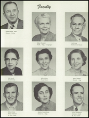 Page 9, 1955 Edition, York High School - Echoes Yearbook (Bellevue, OH) online yearbook collection