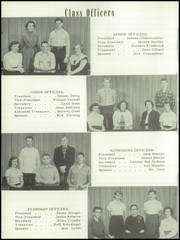 Page 12, 1956 Edition, York High School - Echoes Yearbook (Bellevue, OH) online yearbook collection