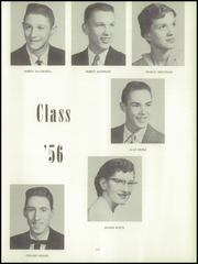 Page 15, 1956 Edition, York High School - Echoes Yearbook (Bellevue, OH) online yearbook collection