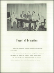 Page 8, 1956 Edition, York High School - Echoes Yearbook (Bellevue, OH) online yearbook collection