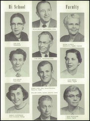 Page 9, 1956 Edition, York High School - Echoes Yearbook (Bellevue, OH) online yearbook collection
