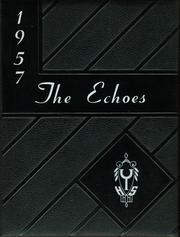 1957 Edition, York High School - Echoes Yearbook (Bellevue, OH)