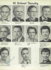 Page 11, 1958 Edition, York High School - Echoes Yearbook (Bellevue, OH) online yearbook collection
