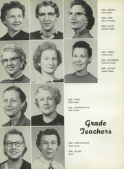 Page 12, 1958 Edition, York High School - Echoes Yearbook (Bellevue, OH) online yearbook collection