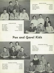 Page 14, 1958 Edition, York High School - Echoes Yearbook (Bellevue, OH) online yearbook collection